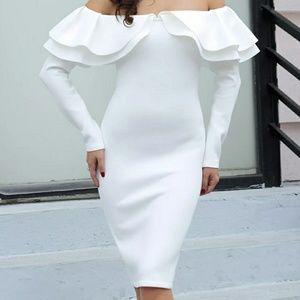 Dresses & Skirts - Raffle off Neck, party,birthday,engagement, dress